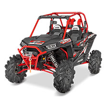 Polaris Ranger Utility and RZR Sport